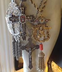 Madonna and Child Jewelry at Artemisia