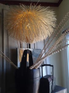 Sea Urchin Lighting at Artemisia